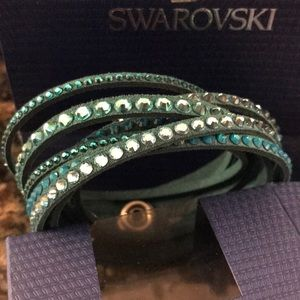 Brand new authentic Swarovski Slake bracelet